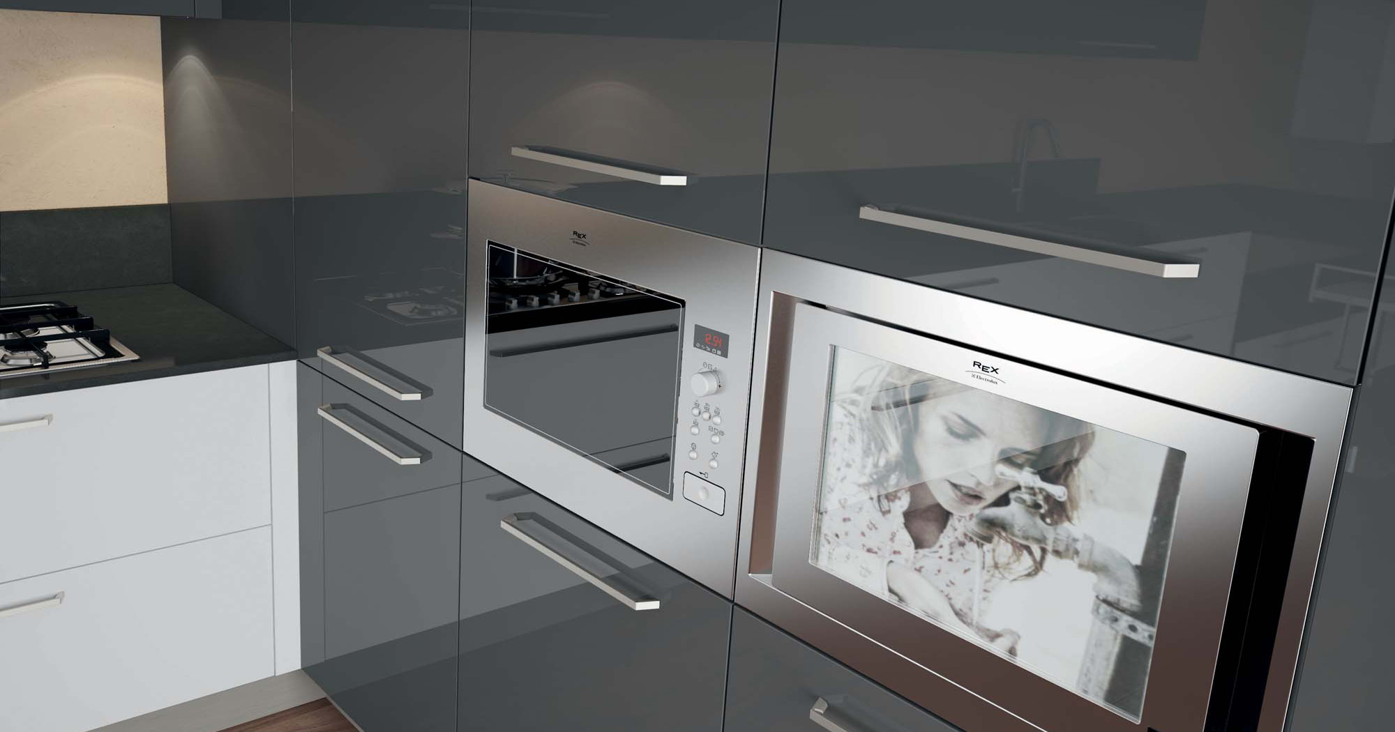 מטבח מודרני אריטל LIGHT לייט