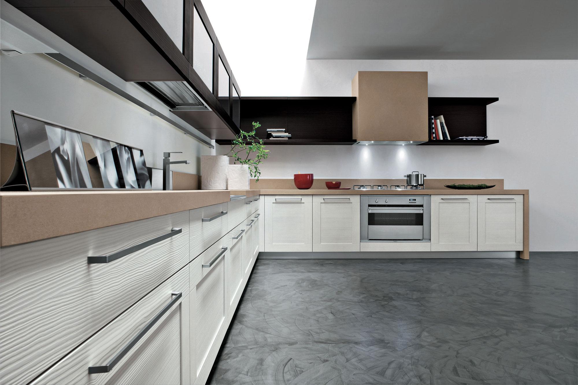 מטבח מודרני אריטל DOGMA ARRITAL