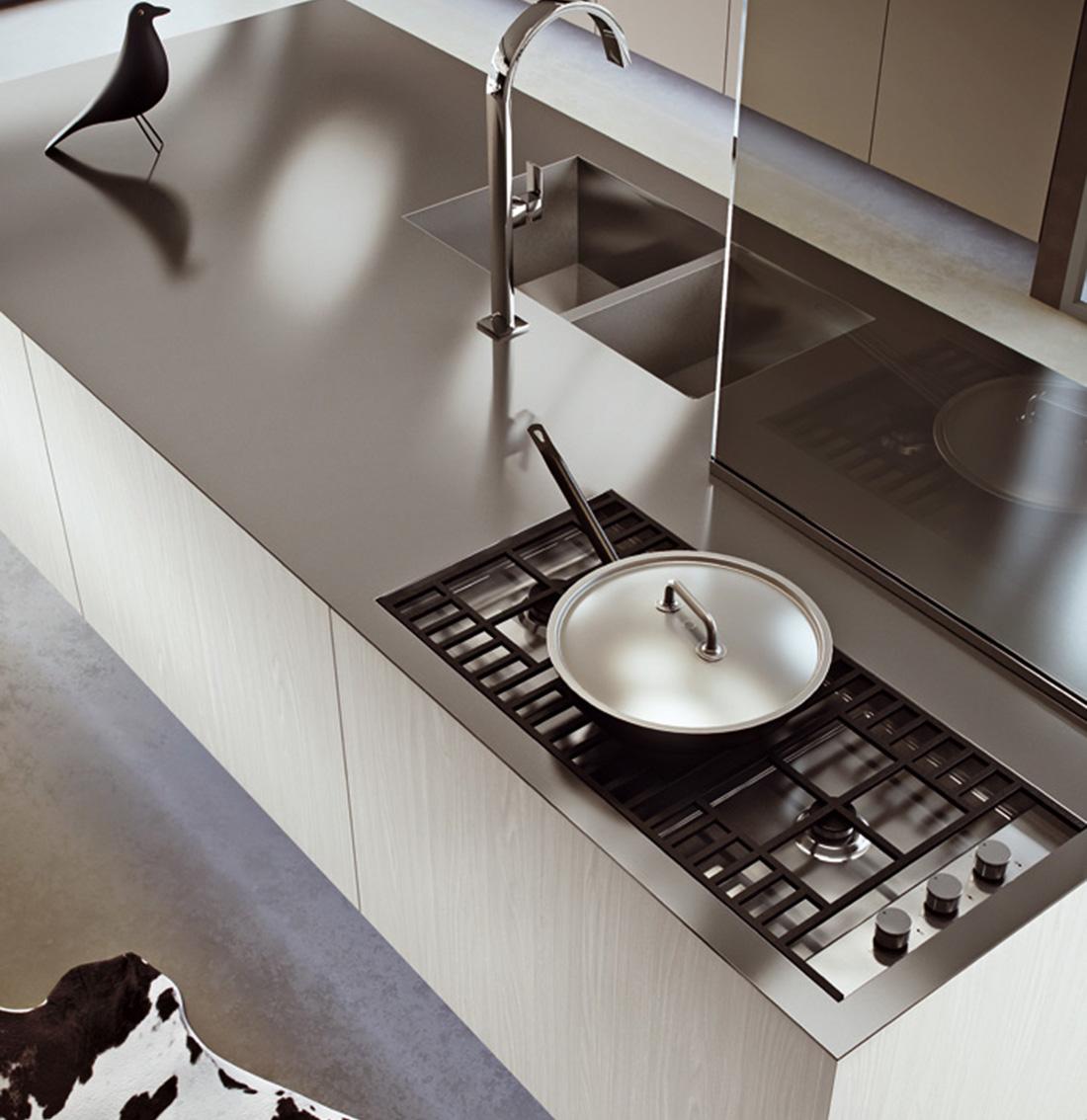 מטבח מודרני אריטל AK02 ARRITAL