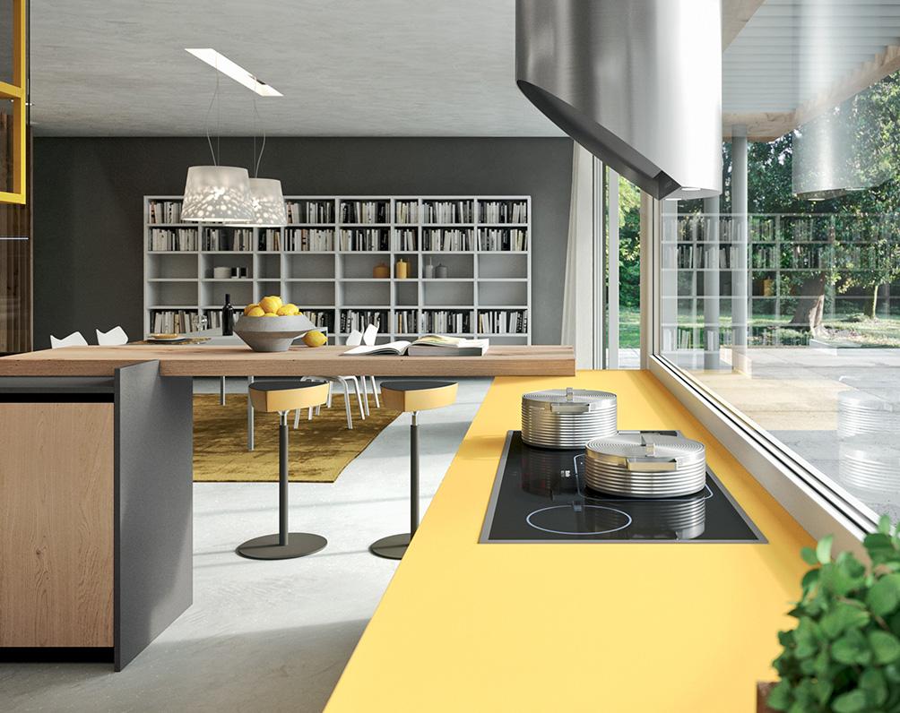 מטבח מודרני אריטל ARRITAL AK04