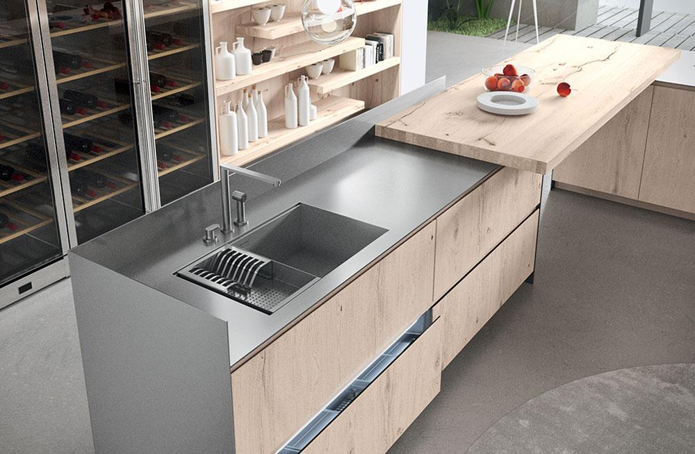מטבח מודרני אריטל AK04 ARRITAL